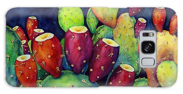 Prickly Pear Galaxy Case