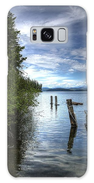 Priest Lake Houseboat 7001 Galaxy Case