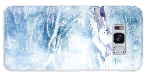 Priestess Galaxy Case by John Edwards