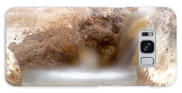 Galaxy Case featuring the photograph Primordial Flow by SR Green