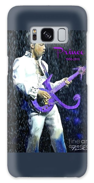 Prince 1958 - 2016 Galaxy Case by Vannetta Ferguson