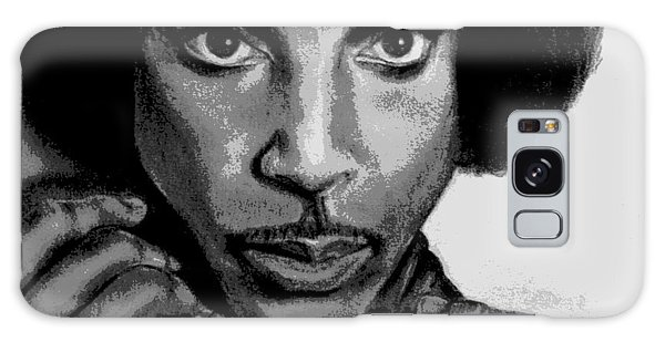 Prince Art - Pencil Drawing From Photography - Ai P. Nilson Galaxy Case