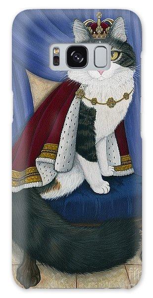 Prince Anakin The Two Legged Cat - Regal Royal Cat Galaxy Case