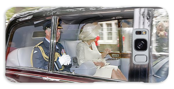 Prince Charles And Camilla Galaxy Case