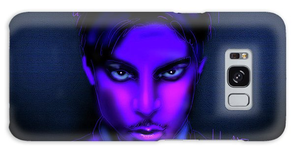 Prince Galaxy Case by DC Langer