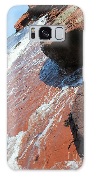 Prince Edward Island Ocean Shore Galaxy Case