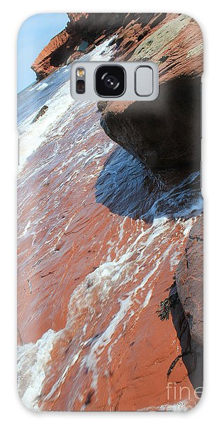 Prince Edward Island Ocean Shore Galaxy Case