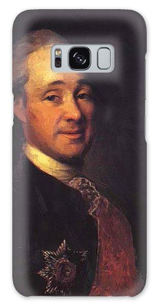 Prince Mikhail Shcherbatov 1781 Galaxy Case