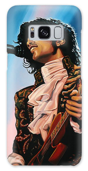 Prince Painting Galaxy Case
