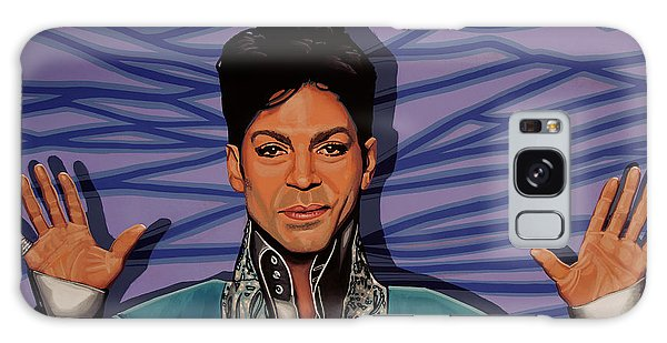Rhythm And Blues Galaxy S8 Case - Prince 2 by Paul Meijering