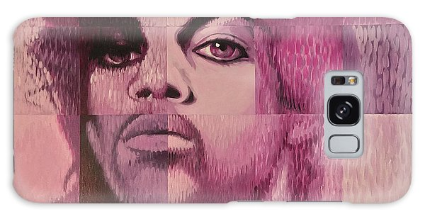 Prince Galaxy Case by Steve Hunter
