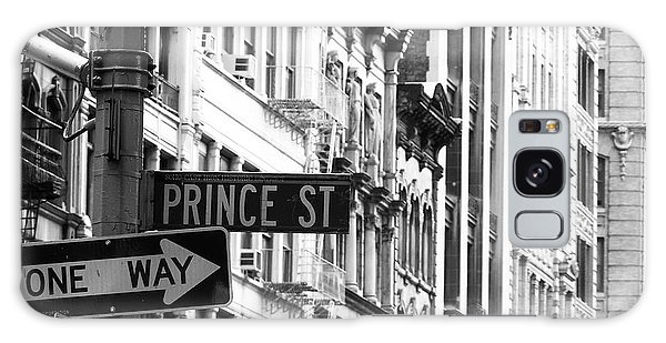 Prince Street Galaxy Case