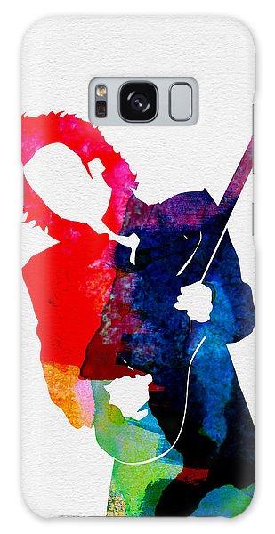 Pop Galaxy Case - Prince Watercolor by Naxart Studio