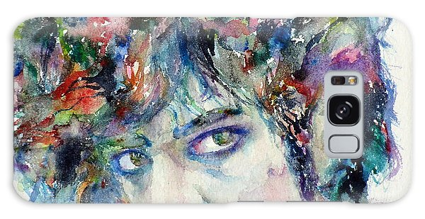 Prince - Watercolor Portrait Galaxy Case