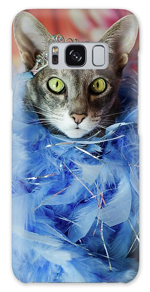 Princess Cat Galaxy Case
