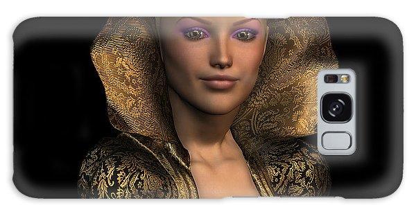 Hyper-realistic Galaxy Case - Princess Christina by David Griffith