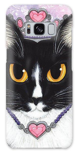 Princess Fiona -tuxedo Cat Galaxy Case