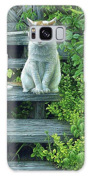 Calico Cat Galaxy Case - Princess Nala by Cara Bevan