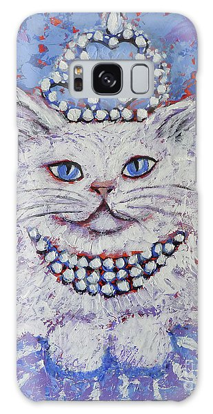 Princess Pussy Cat Galaxy Case
