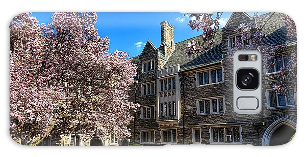 Princeton University Pyne Hall Courtyard Galaxy Case