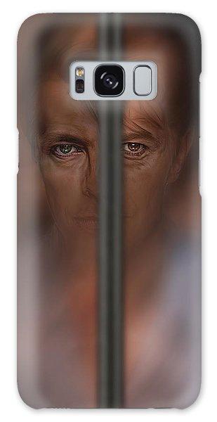 Prisoner Of Love Galaxy Case by Pedro L Gili