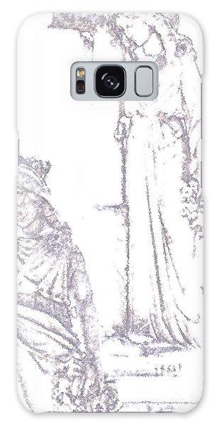 Procession Of Faith 2 Galaxy Case by Linda Shafer