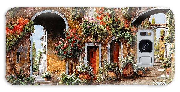 Town Galaxy Case - Profumi Di Paese by Guido Borelli