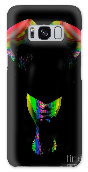 Projected Body Paint 2094999b Galaxy Case