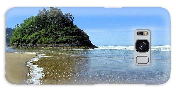 Proposal Rock Coastline Galaxy Case