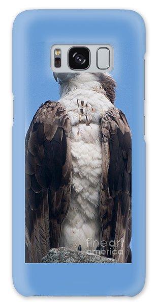 Proud Hawk Galaxy Case