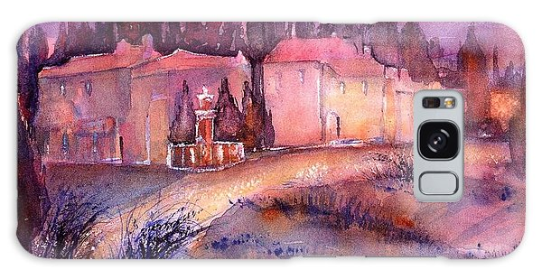 Provence France Country Estate Galaxy Case