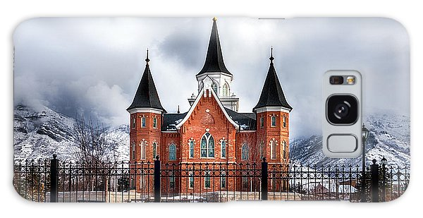 Provo City Center Temple Lds Large Canvas Art, Canvas Print, Large Art, Large Wall Decor, Home Decor Galaxy Case