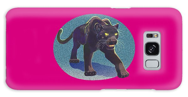 Black Panther Galaxy Case