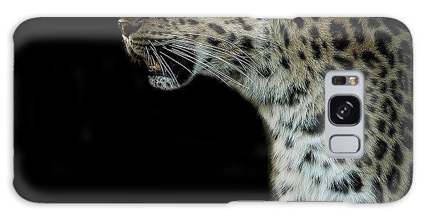 Leopard Galaxy S8 Case - Prowl by Paul Neville
