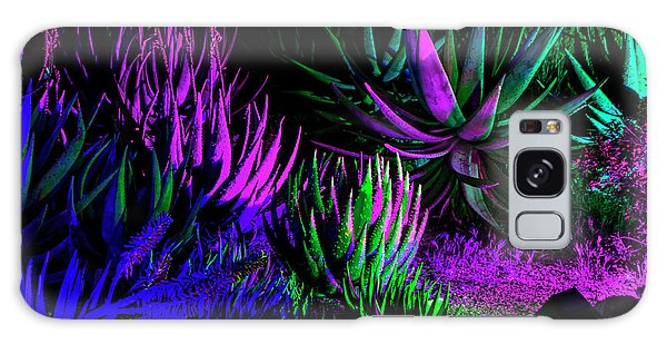 Psychedelia Galaxy Case by Kathy McClure