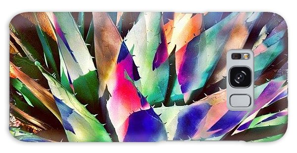 Psychedelic Agave Galaxy Case by Paul Cutright
