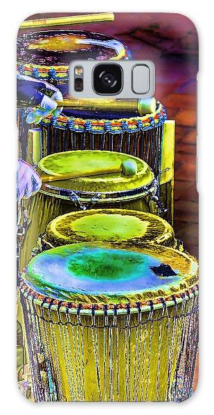 Psychedelic Drums Galaxy Case