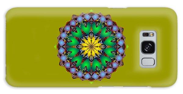 Psychedelic Mandala 003 A Galaxy Case