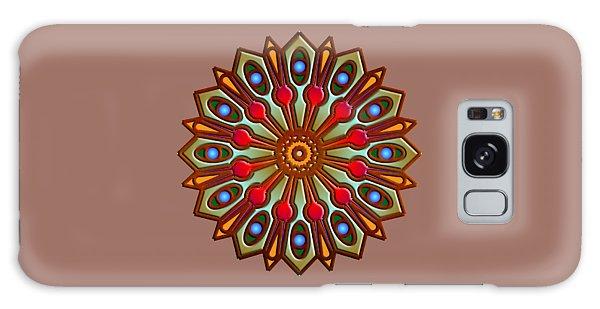 Psychedelic Mandala 012 A Galaxy Case
