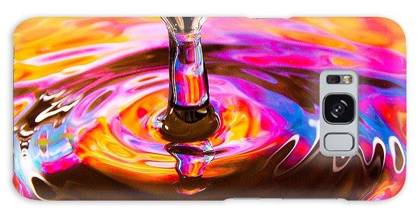 Psychedelic Water Drop Galaxy Case