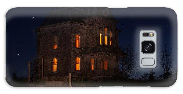Psycho House-bates Motel Galaxy Case