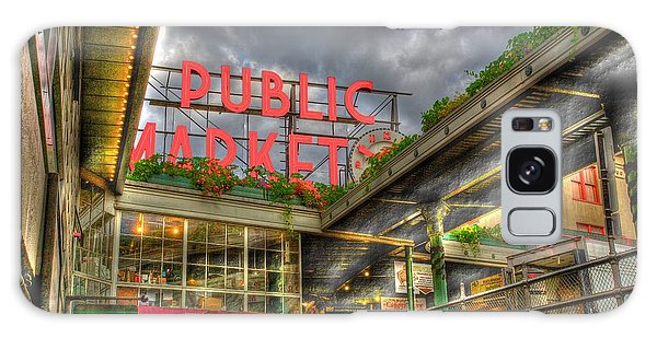 Public Market Galaxy Case