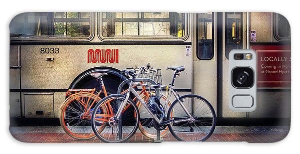Public Tier Bicycles Galaxy Case