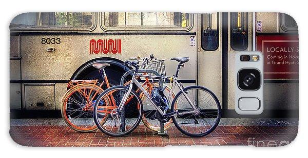 Public Tier Bicycles Galaxy Case by Craig J Satterlee