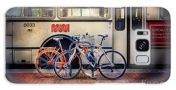 Public Tier Bicycles Galaxy Case