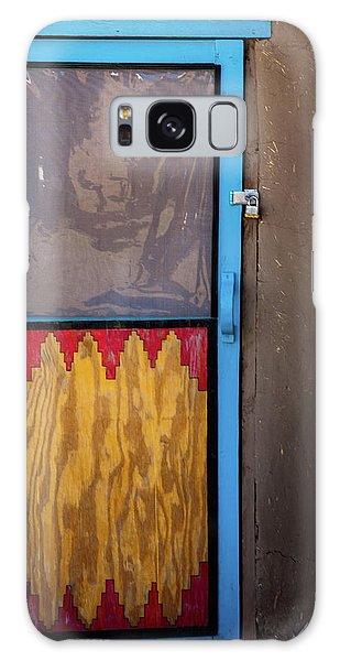 Puerta Con Chiles Galaxy Case