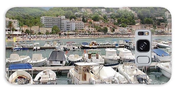 Puerto De Soller In Majorca Galaxy Case