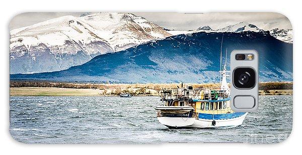 Puerto Natales Patagonia Chile Galaxy Case
