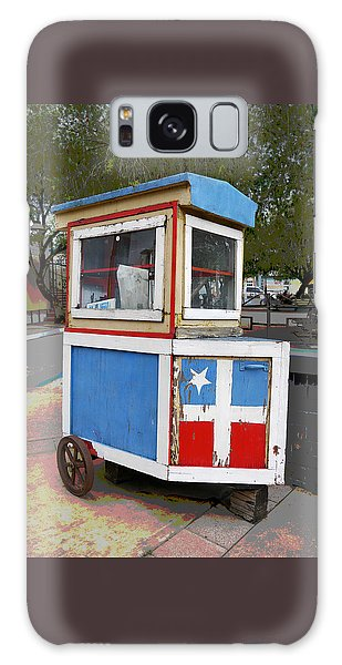 Puerto Rico - Lares  Galaxy Case