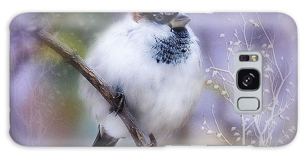 Puffball  Galaxy Case by Elaine Manley